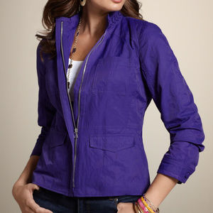 Chico's Patsy Practically Perfect Jacket Size 3/XL